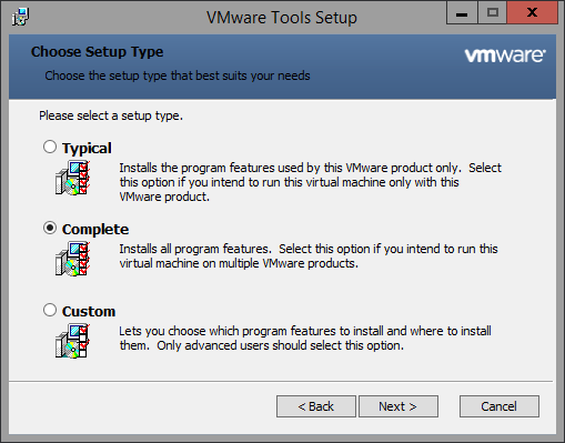 Installing and upgrading VMware Tools on Windows VMs | Skytap help